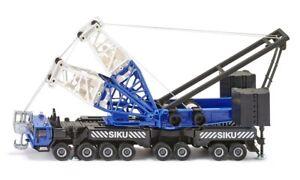 Siku Heavy Mobile Crane 1:55 Scale Diecast Vehicle 4810