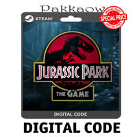 Jurassic Park The Game PC KEY GLOBAL (Steam) Fast Delivery
