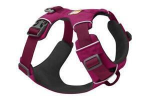 Ruffwear Front Range Dog Harness 30502/647 Hibiscus Pink NEW
