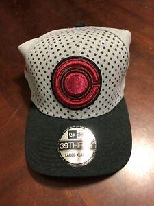 Dale Earnhardt Jr Cyborg Justice League L-XL New Era Hat Cap NEW Hendrick HMS