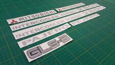 Mitsubishi Pajero GLS Shogun Intercooler Turbo 2800 decals stickers graphics