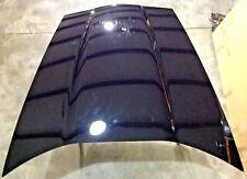 C6 Corvette Hood - Black