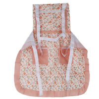 Cute Kitchen Restaurant Girls Women Bib Cooking Aprons Gift With Pocket S
