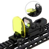 Tactical Foldable Reflex Lens Screen Protector Scope Red Dot Sight Cover 20mm