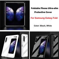 Für Samsung Galaxy Fold Fashion Faltbare Handyhülle Ultra-schlanke Schutzhülle