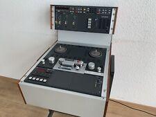 Studer A 810 MKII (Time Code Pilot, 4 speeds) Tonbandgerät / Tape Recorder