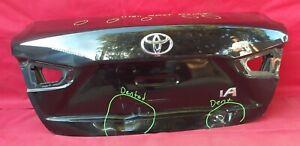 2016 Scion iA / 2017-2018 Toyota Yaris iA Trunk Lid Shell. OEM