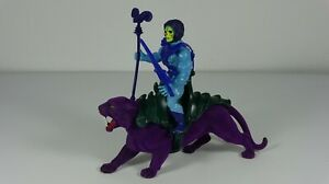 Skeletor & Panthor (Masters of the Universe 80er Jahre) 100% komplett