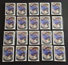 Aaron Sanchez RC Lot (500) Cards Bowman Draft 2013 TP-44 Blue Jays