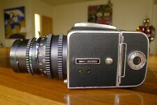HASSELBLAD 500C CAMERA 120MM PLANAR C T* A12 EXCELLENT++ SHIPS TODAY