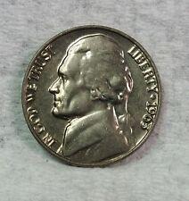 1963 P Jefferson Nickel, BU, Sharp! Uncirculated, Fresh From Bank Rolls....