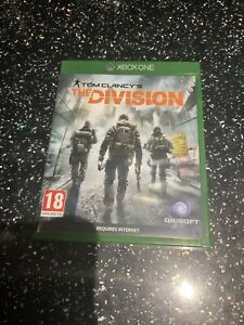 XBOX ONE GAME Tom Clancy's The Division