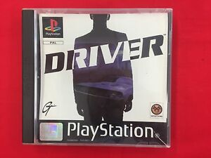 Driver (PS), Very Good PlayStation, Playstation Video Games
