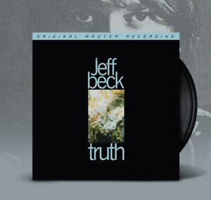Jeff Beck Truth MoFi Numbered Limited Edition /4000 2x LP Vinyl Mobile Fidelity