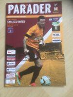 Bradford City V Carlisle 2013/14