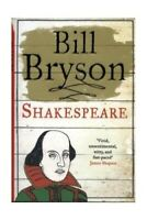 Shakespeare: The World as a Stage (Eminent Lives) by Bryson, Bill Hardback Book