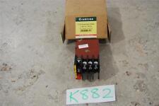 Crabtree sobrecarga relé 26500/FC T-16 1.20-1.80A #K882 Stock