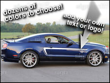 2010 2011 2012 Mustang GT Custom Vinyl Stripe Kit