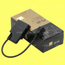 Genuine Nikon EP-5A Power Connector Df D5600 D5500 D5200 D3400 D3300 P7800 P7100