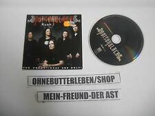 CD Metal Poisonblack - Rush (1 Song) Promo CENT MEDIA