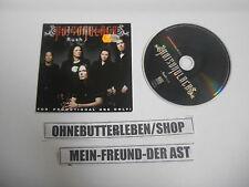CD Metal Poisonblack-RUSH (1) canzone PROMO CENTESIMI media