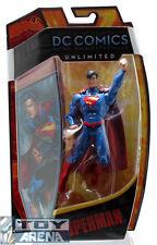 The New 52 DC Comics Unlimited Superman Action Figure Mattel Classic Universe