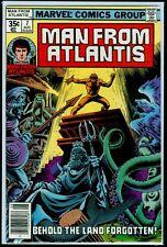 Marvel Comics MAN FROM ATLANTIS #7 Last Issue TV Series NM+/NM/M 9.6-9.8