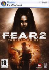 FEAR 2 II : PROJECT ORIGIN PC -- VF --  NEUF