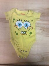 Nickelodeon Spongebob Squarepants Infant One Piece 0-3 Months InfantBabyShop.com