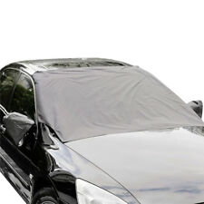 Car Windshield Frost Sun Shade Protector Snow Cover Mirror Cover Magnetic edges