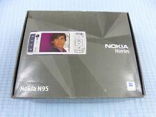 Nokia N95 Sand! Wie neu! Ohne Simlock! TOP ZUSTAND! Einwandfrei! OVP! RAR!