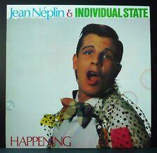 JEAN NEPLIN Happening LP 1981 Celluloid