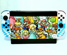 *+*Nintendo Switch Dock Sock / Cover - Super Mario & The Gang*+*