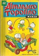 ALMANACCO TOPOLINO 1969 NUMERO 3 SENZA BOLLINO