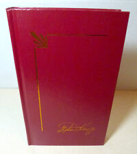 Stephen King Delores Claiborne 1st Edition Red Leather Library Collection