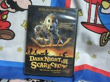 DARK NIGHT OF THE SCARECROW DVD