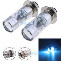 Headlight For Yamaha YFZ450 2004 2005 2006 2007 2008 2009 8000K 100W LED Bulb WP