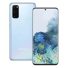 NEW SAMSUNG GALAXY S20 DUMMY DISPLAY PHONE - CLOUD BLUE (UK SELLER)