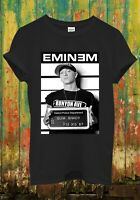 Eminem Slim Shady Rap Cool Funny Retro Hip Hop Men Women Top Unisex T Shirt 2139