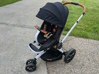 Quinny Moodd Rachel Zoe Jet Set Stroller. Please See Description