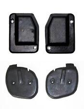 NEW! 1969-1970 Mustang Door & Quarter Post Seals Left & Right 4 pc Kit FASTBACK