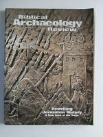 Biblical Archaeology Review November/December 1999 Rewriting  Jerusalem History