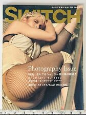MADONNA STEVEN KLEIN DAIDO MORIYAMA HYSTERIC GLAMOUR SWITCH Japanese Magazine