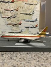 Aero500 scale diecast model Continental DC-10 Commercial Airliner N19072