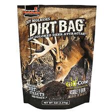Evolved Habitats Dirt Bag Deer Attractant Granular 5 lb Bag, 20716