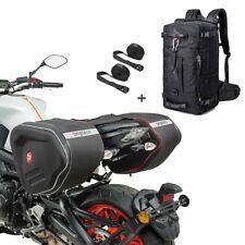 Set Satteltaschen + Rucksack für Yamaha MT-09 / Tracer 900 RF1-HK4