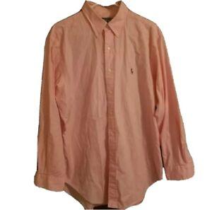Ralph Lauren Long Sleeve Dress Shirt 16 1/2 32/33