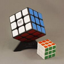 QiYi Rubixs Speed Cube 3x3x3 Kids Puzzle Mind Game Toys Rubiks Stand Mini Cube