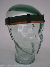 M1 Helmet Headband / Sweatband Leather Lined Un-Issued c1948 NOS