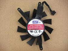 75mm VGA Video Card Fan Replacement DASA0815R2U 0.6A 87 x 87x 42mm  263